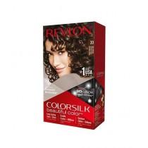 Revlon ColorSilk Hair Color (30 Dark Brown)