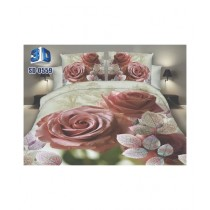 RGshop 3D Double Bed Sheet (SD-0559)