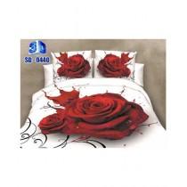 RGshop 3D Double Bed Sheet (SD-0440)