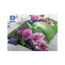RGshop 3D Double Bed Sheet (SD-0501)