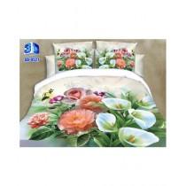 RGshop 3D Double Bed Sheet (SD-0527)