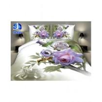 RGshop 3D Double Bed Sheet (SD-0541)