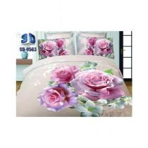 RGshop 3D Double Bed Sheet (SD-0563)