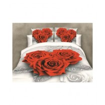 RGshop 3D Double Bed Sheets (0397)