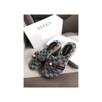 RGshop Formal Slippers For Women Grey