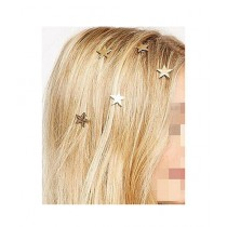 Rhizmall Ti Sento Star Swirl Hair Clips for Women Pack of 5