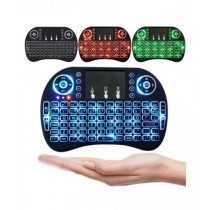 Riaz Sons Mini Touch Pad Wireless Keyboard Mouse (UKB-500-RF)