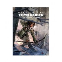 Rise of the Tomb Raider Book