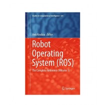 Robot Operating System Book 1st Edition