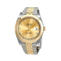 b8088e004c4 Rolex Datejust 41 Men's Watch Yellow Gold (126303CDJ)