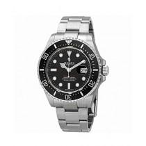 f45658b23570 Rolex Sea-Dweller Men s Watch Silver (126600BKSO)