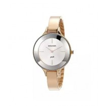 Romanson Quartz Women's Watch Gold (RM8276-LR-WH)