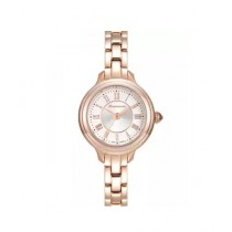 Romanson Quartz Women's Watch Rose Gold (RM6A31-LR-WH)