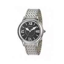 Romanson Quartz Women's Watch Silver (RM1222-LW-BK)