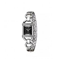 Romanson Quartz Women's Watch Silver (RM9236Q-LW-BK)