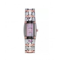 Romanson Quartz Women's Watch Two-Tone (RM4132Q-LJ-PK)