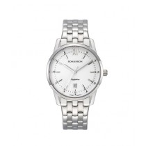 Romanson Wrist Women's Watch Silver (TM7A20-LW-WH)