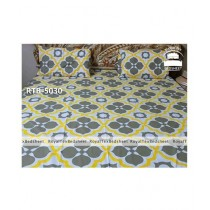 Royal Tex Printed Double Bed Sheet (RTB-5030)