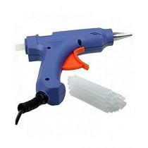 Rubian Hot Glue Gun With 10 Glue Sticks
