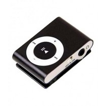 Rubian MP3 Player - Black