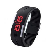 Rubian Ultra-Sports LED Watch - Black