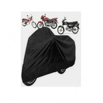 Rubian Water & Scratch Proof Bike Cover Black