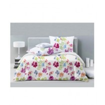 Jamal Home King Size Bed Sheet With 2 Pillows (0040)