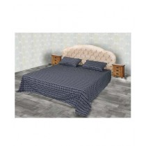 Jamal Home King Size Bed Sheet With 2 Pillows (0044)
