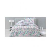 Jamal Home King Size Bed Sheet With 2 Pillows (0045)