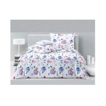 Jamal Home King Size Bed Sheet With 2 Pillows (0052)