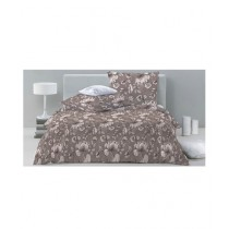 Jamal Home King Size Bed Sheet With 2 Pillows (0054)
