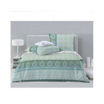 Jamal Home King Size Bed Sheet With 2 Pillows (0062)