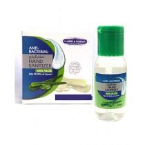SAC Antibacterial Aloe Hand Sanitizer 60ml