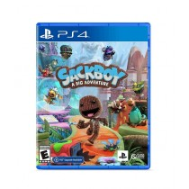 Sackboy A Big Adventure Game For PS4