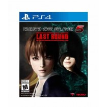 Dead Or Alive 5 Game For PS4