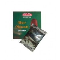 Ghani's Nature Dark Brown Hair Mehndi Powder