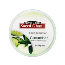 Saeed Ghani Cucumber Face Cleanser (180gm)