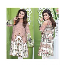 Safwa Digital Cotton Kurti For Women (DG-943)
