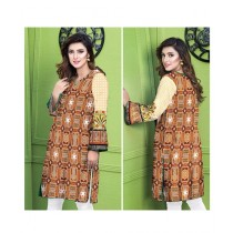 Safwa Digital Cotton Kurti For Women (DG-948)