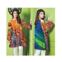 Safwa Digital Cotton Kurti For Women (DG-958)