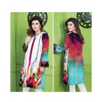 Safwa Digital Cotton Kurti For Women (DG-986)
