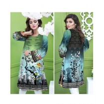 Safwa Digital Viscose Kurti For Women (DG-134)