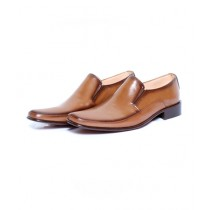 Sage Leather Formal Shoes For Men Chicu (0554)