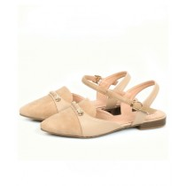 Sage Leather Sandal For Women Mustard (800160)