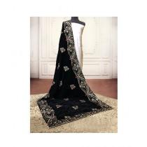 Sajeela Pk Embroidered Velvet Shawl For Women (0001)