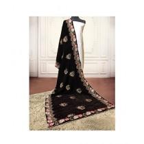 Sajeela Pk Embroidered Velvet Shawl For Women (0011)