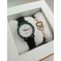 Sale Out Aier Analog Watch For Women (0049)