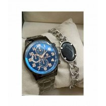 Sale Out Chain Watch With Bracelet For Men (0108)