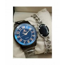 Sale Out Chain Watch With Bracelet For Men (0109)