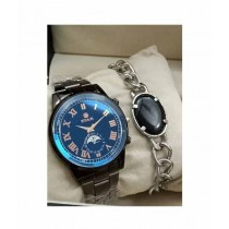 Sale Out Chain Watch With Bracelet For Men (0110)